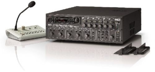 VLZ-6480 A Kleinzentrale Vario-Line 6 Zonen 480 Watt