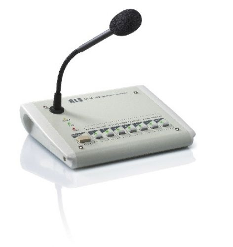 VLM-106 Mikrophon-Sprechstelle fuer 6 Kreise fuer Vario-Line VLZ