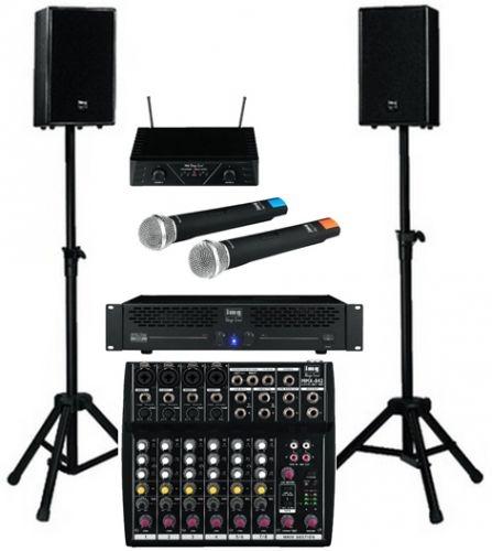 DAN-800PA-Voice PA-Anlage und mobile Beschallungsanlage