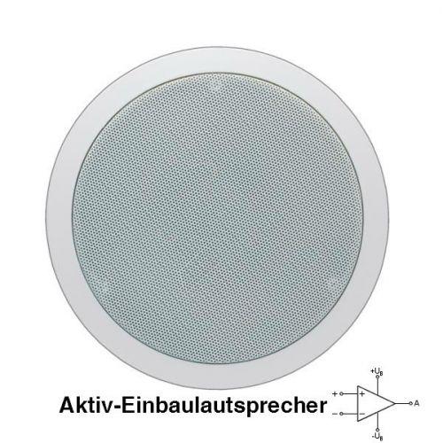 Aktiv-Einbaulautsprecher DAN-AK-608