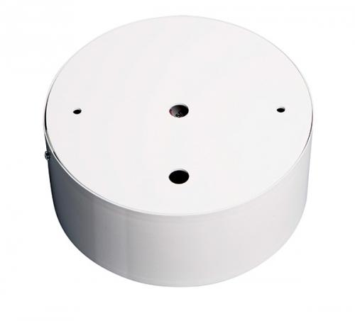 Deckenlautsprecher, Aufbau-Version, 10 Watt, RAL 9010, Metall