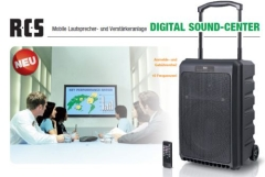 mobile Verstärkeranlage DSC-150