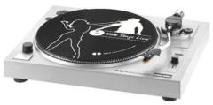 Stereo-HiFi-Plattenspieler DJP-104USB