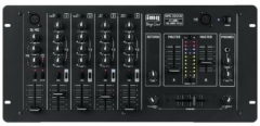 Stereo-DJ-Mischpult MPX-205/SW