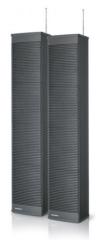 SOUND-RANGER, max. 120 W, schwarz; Funkmikrofonempf.