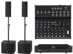 DAN-SUB-Power mobile Musikanlage