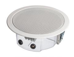 DL-E 06-130/T-EN54 safe Deckeneinbaulautsprecher, 6 W, 100 V, EN