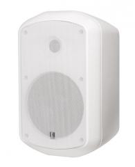 MS 15-100/T weiß-EN54 Monitorbox, 15 Watt, 100 Volt, zertifizier