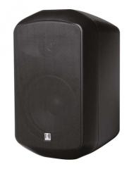 MS 30-130/T schwarz-EN54 Monitorbox, 30 Watt, 100 Volt, zertifiz