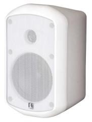 MS 30-130/T weiß-EN54 Monitorbox, 30 Watt, 100 Volt, zertifizier
