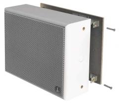 WA 06-165/T-EN54V 165mm Wand-Aufbau-Lautsprecher im Softline-Des