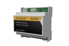 WR 225 HS (W)LAN-Receiver für die Montage im Verteilerschrank au