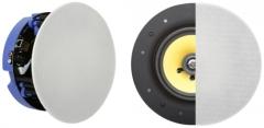 Multiroom WiFi-Speaker - wireless Decken-Einbaulautsprecher SET