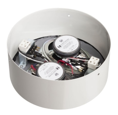 DL-A-AB 06-100/T-EN54 Aufbau-Deckenlautsprecher 100V, 2x6W