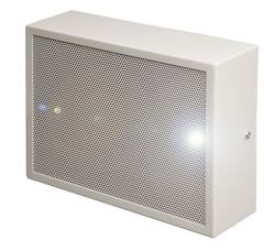 WA 06-165/T Metall-EN54 STR Wand-Aufbaulautsprecher 100V, 6W