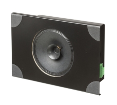 WU-SW 06-165/T Metall-EN54 Schallwand-Lautsprecher 100V, 6W