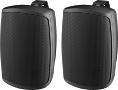 WALL-06T Lautsprecherboxen Paar 8Ohm+100V