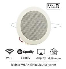 DAN-WiFi-DL10 kleiner WLAN multiroom Einbaulautsprecher