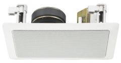 rechteckiger ELA-Deckeneinbaulautsprecher ESP-15/WS