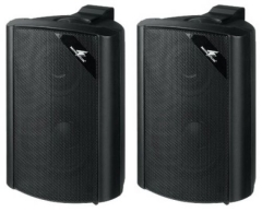 2-Wege-HiFi-Lautsprecherboxen-Paar MKS-34/SW