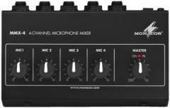 Mikrofon-Mischer MMX-4
