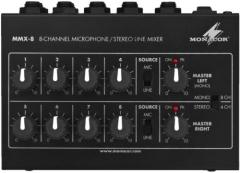 Mikrofon-Mischer MMX-8