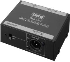 Mikrofon-Splitter MPS-1