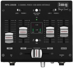 Stereo-Mischpult MPX-20USB